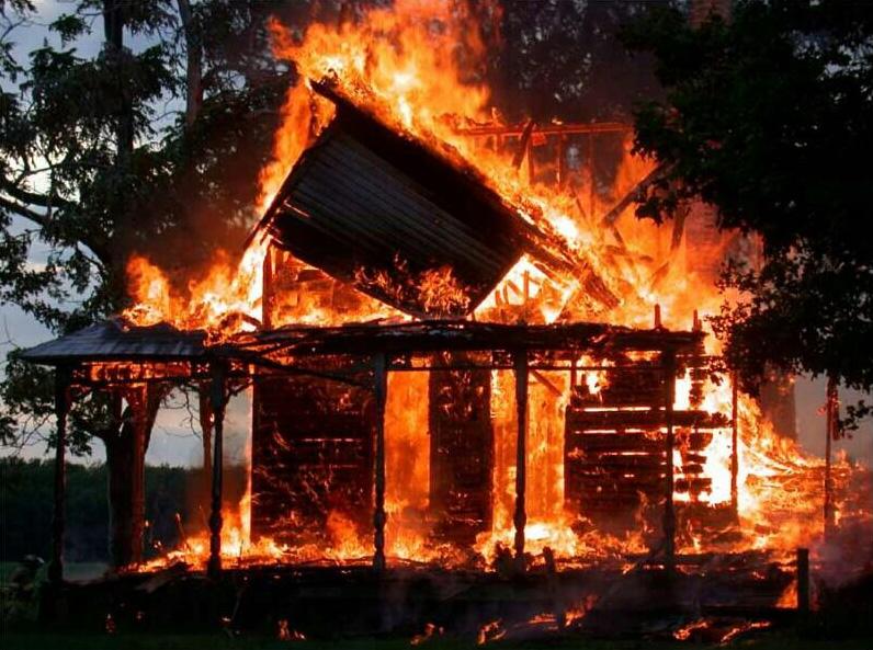 casas de fuego