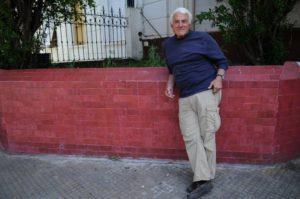 """Allen Frances, psiquiatra que denuncia el """"exceso de medicación"""". Fotos Emiliana Miguelez"""